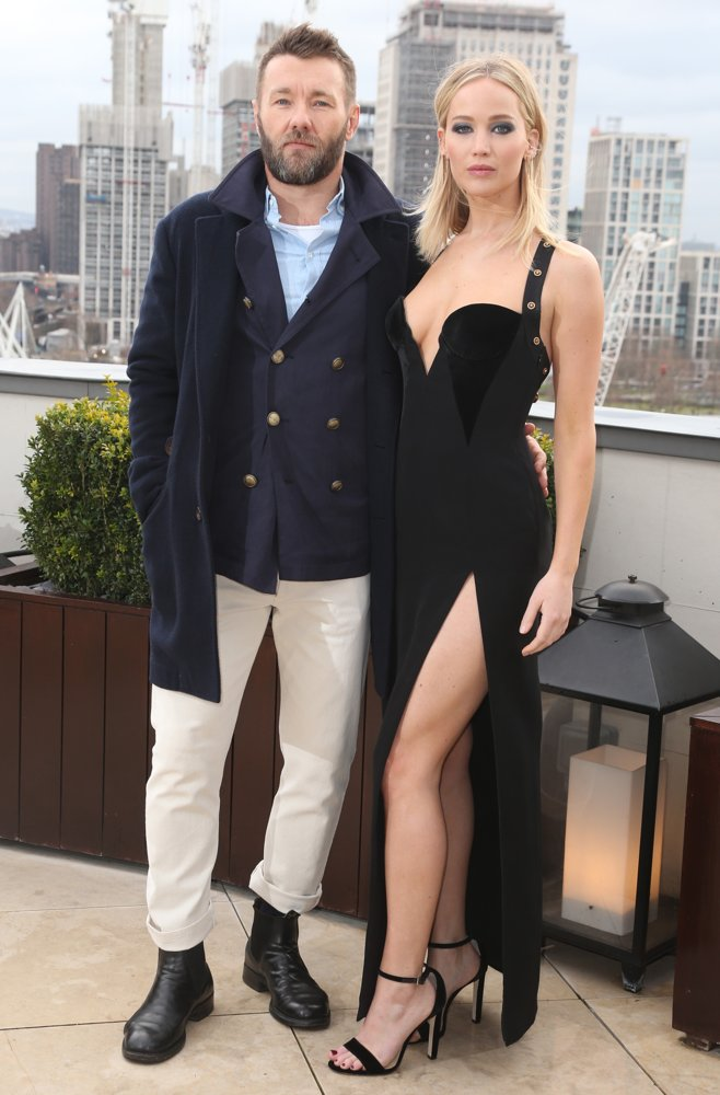 Joel Edgerton, Jennifer Lawrence<br>London Photocall for Red Sparrow