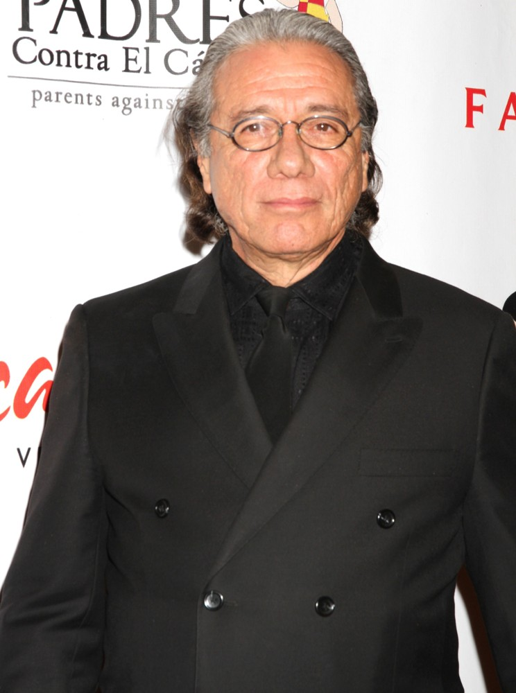 Edward James Olmos - New Photos