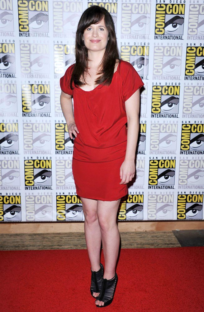 Elizabeth Reaser<br>Comic Con 2011 - Day 1 - Twilight Breaking Dawn Part I Press Conference - Arrivals