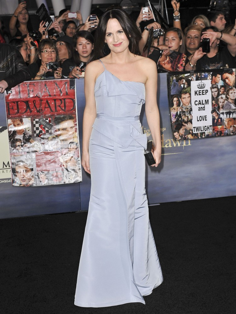 Elizabeth Reaser<br>The Premiere of The Twilight Saga's Breaking Dawn Part II