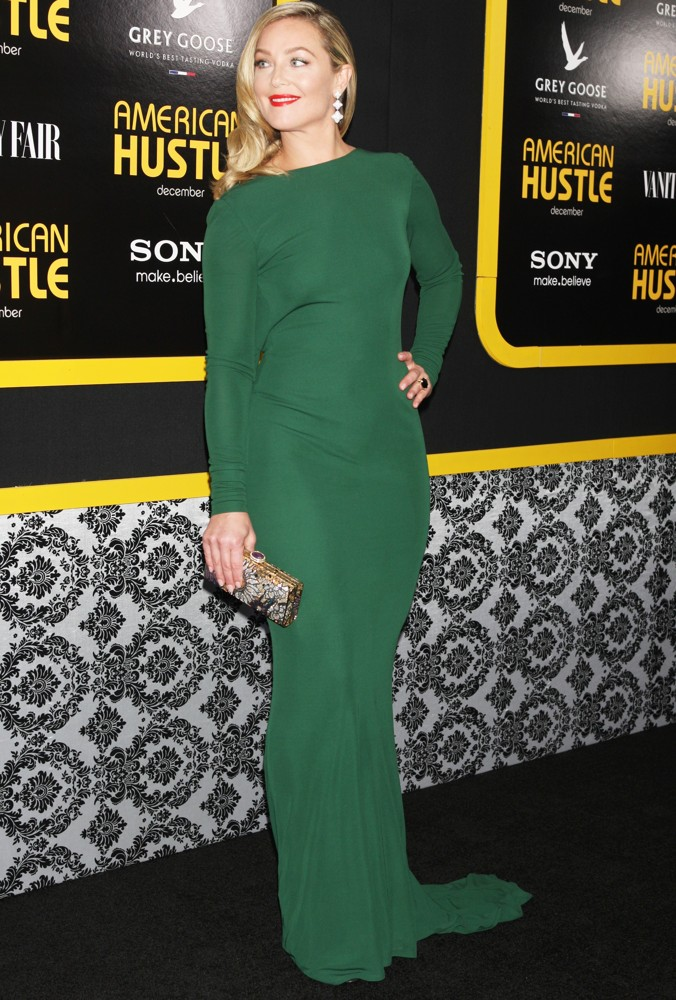 American Hustle New York Premiere