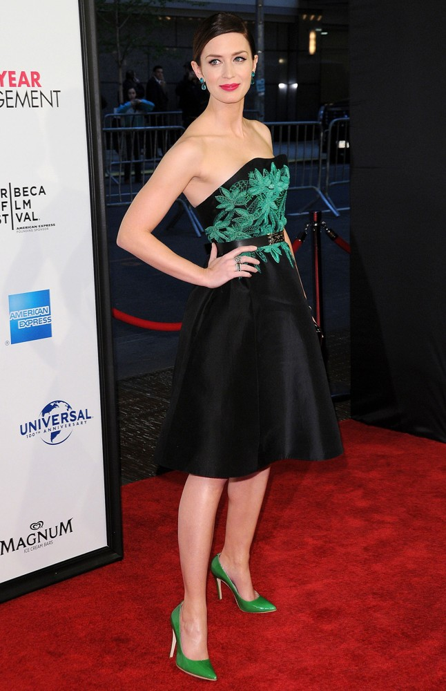 2012 Tribeca Film Festival Opening Night - The Five-Year Engagement - Arrivals