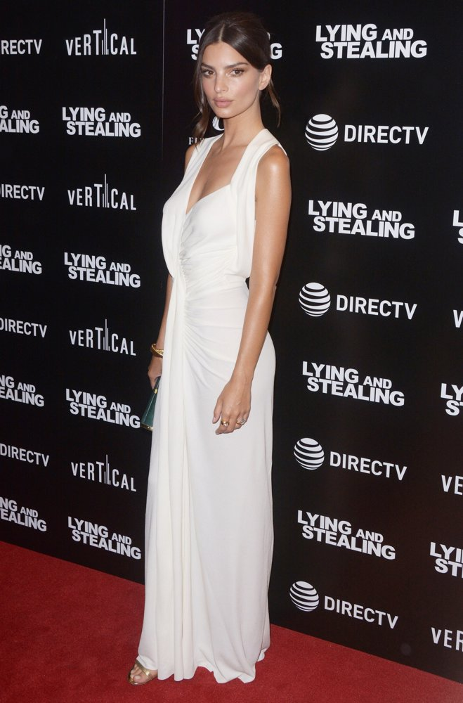 Emily Ratajkowski<br>Lying and Stealing Film Special Screening - Red Carpet Arrivals