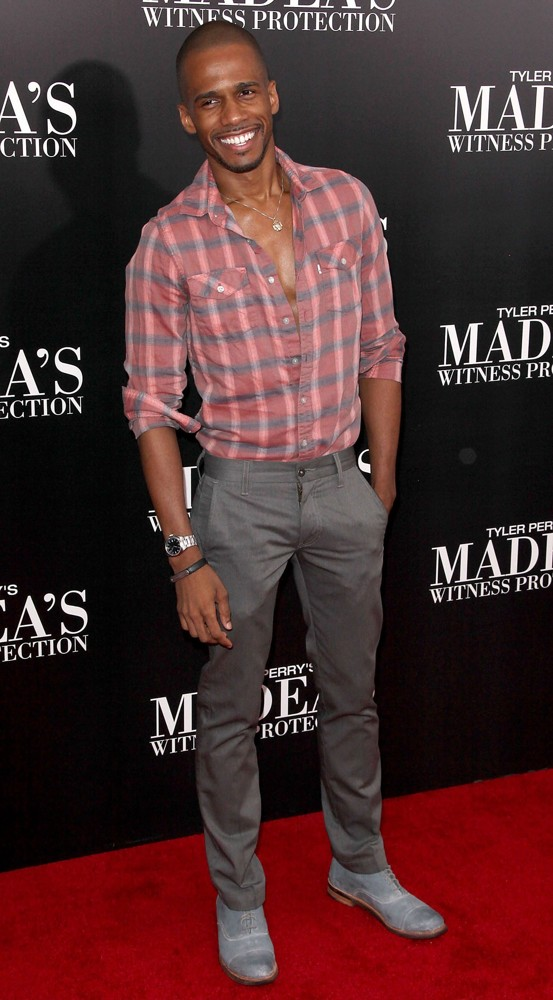 Tyler Perry's Madea's Witness Protection New York Premiere