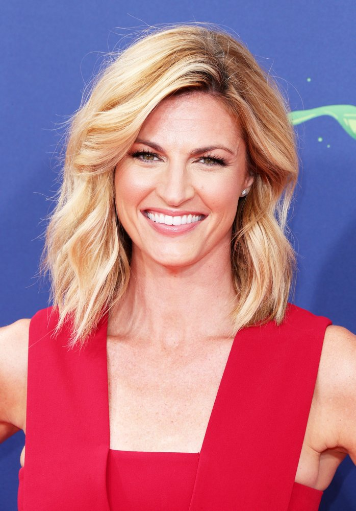 Erin Andrews Picture 50 - Nickelodeon Kids' Choice Sports ...