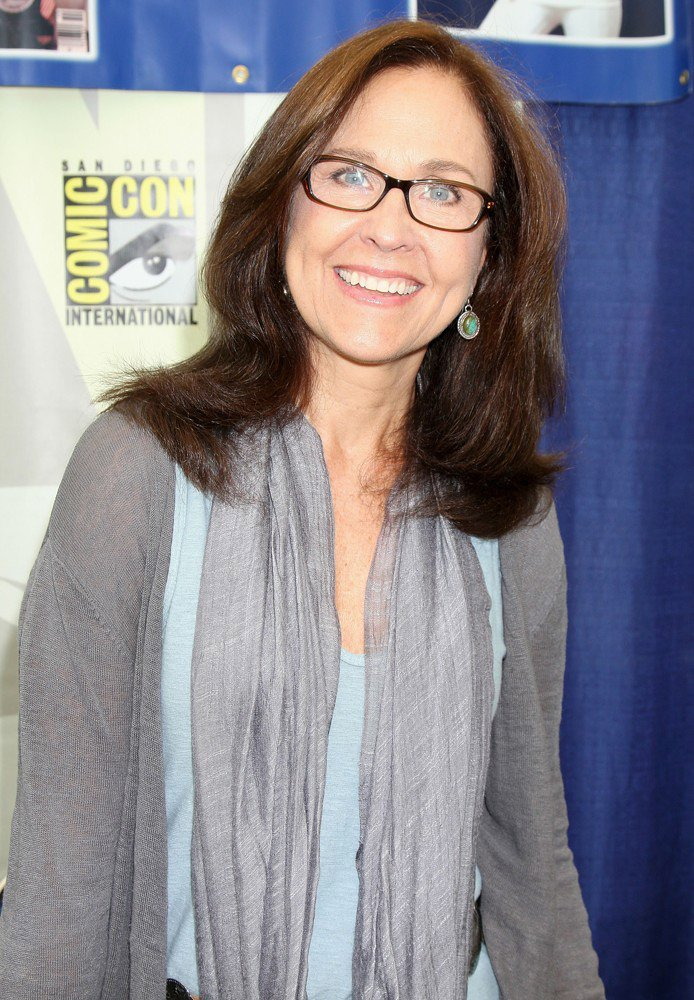 Erin Gray comic con