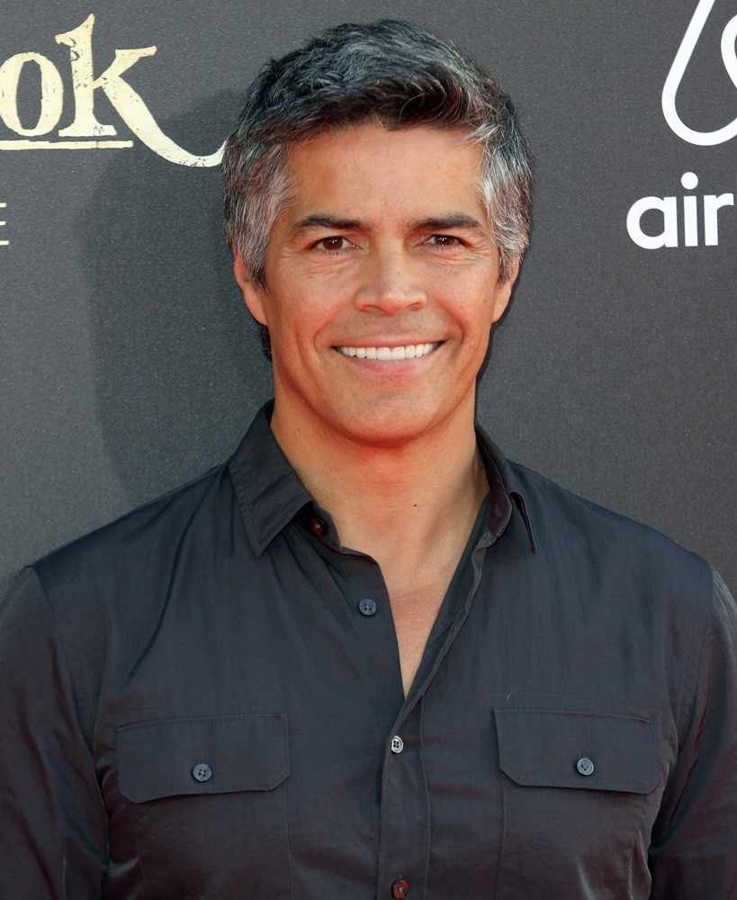 Esai Morales Picture 2 - World Premiere of Walt Disney's ...