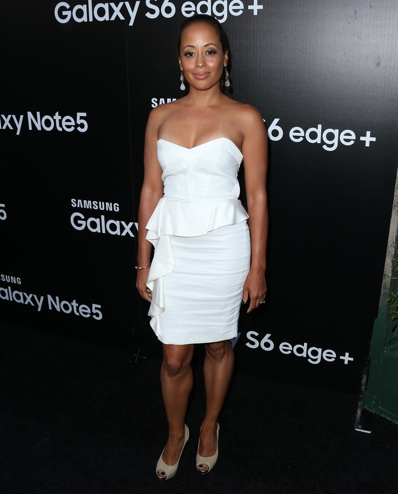 Essence Atkins<br>Samsung Celebrates The New Galaxy S6 Edge Plus and Galaxy Note5 - Arrivals