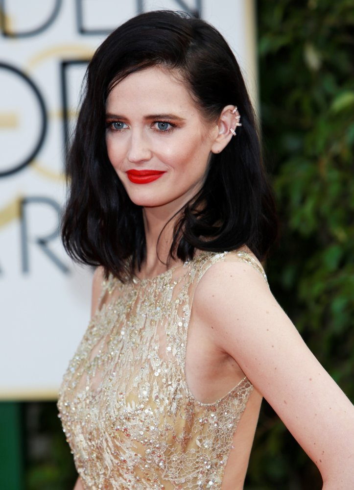 Eva Green Picture 55 - 73rd Annual Golden Globe Awards ... Eva Green