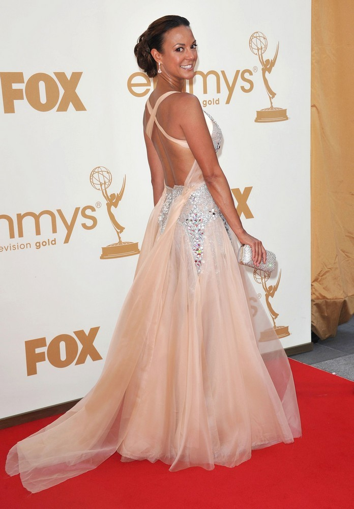 Eva La Rue<br>The 63rd Primetime Emmy Awards - Arrivals