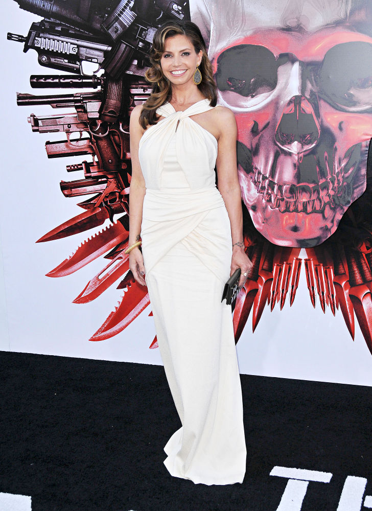 Charisma Carpenter<br>Los Angeles Premiere of 'The Expendables'