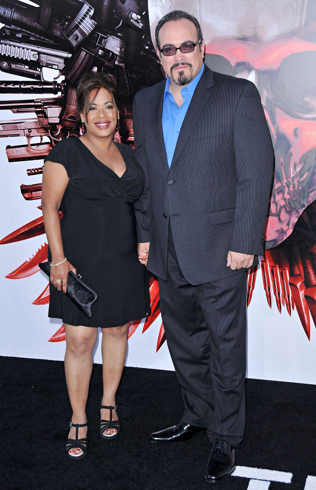 David Zayas<br>Los Angeles Premiere of 'The Expendables'