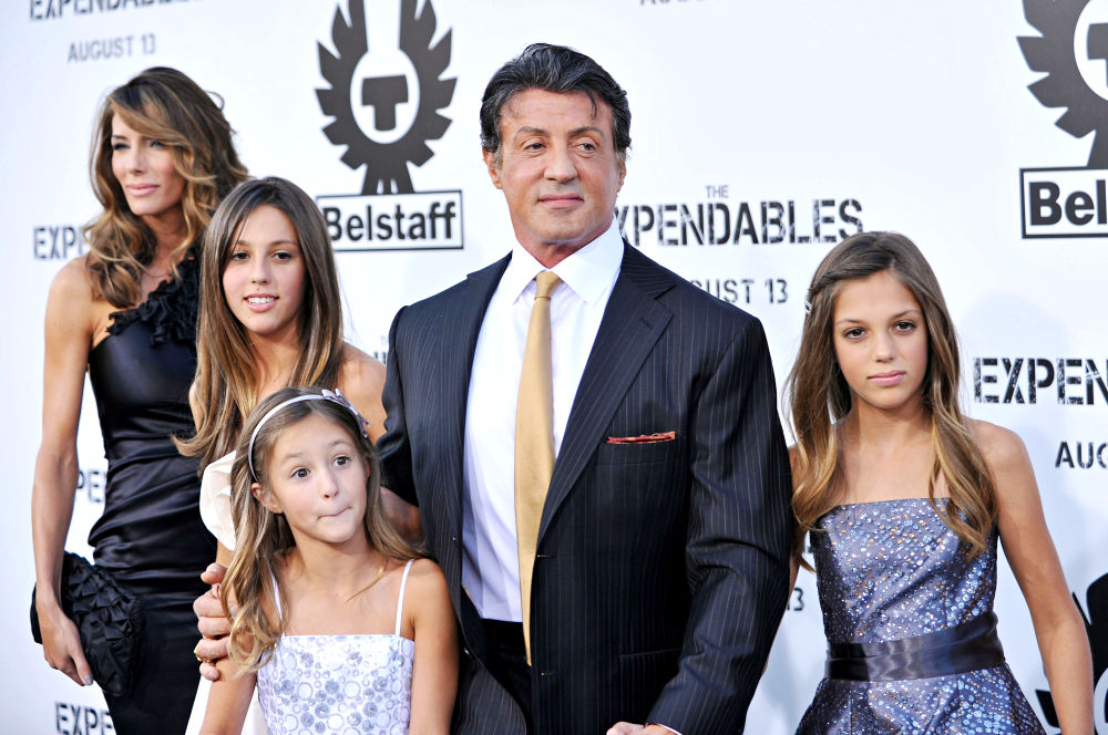 Los Angeles Premiere of 'The Expendables'