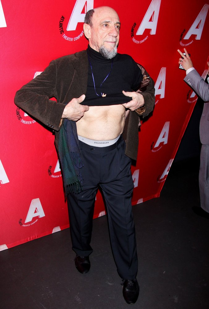 F. Murray Abraham<br>Opening Night After Party for Three Penny Opera - Arrivals