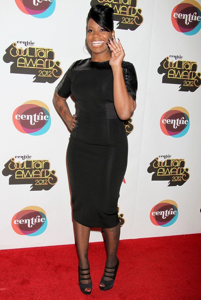 Gallery For gt Fantasia Soul Train Awards 2012 Hair