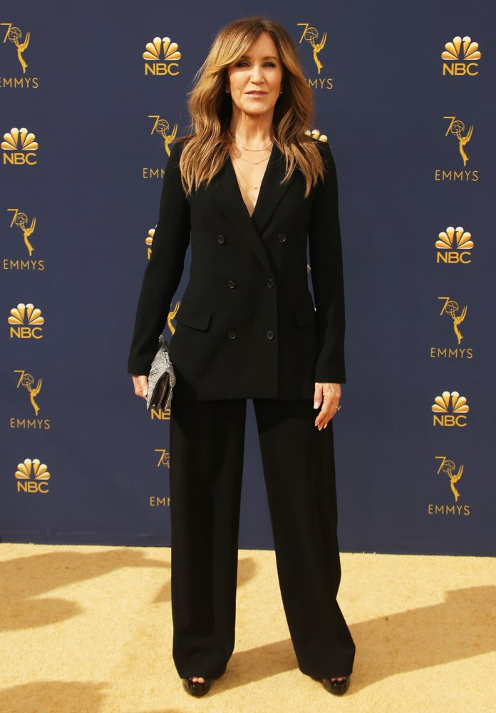 Felicity Huffman<br>70th Emmy Awards - Arrivals