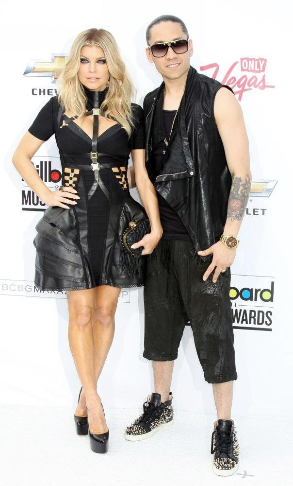 Stacy Ferguson, Taboo<br>The 2011 Billboard Music Awards - Arrivals