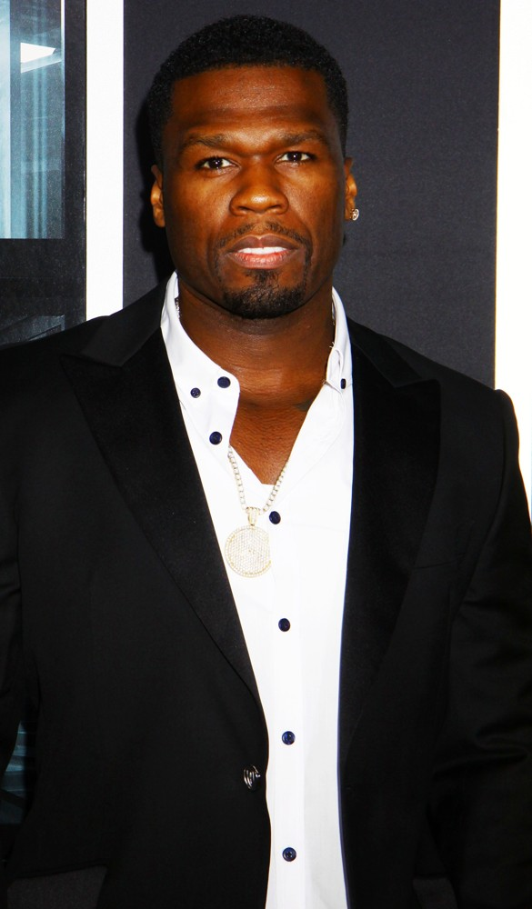 50 Cent<br>New York Movie Premiere for Escape Plan