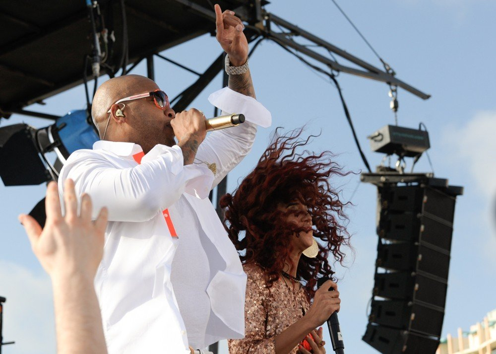 Flo Rida, Natalie La Rose<br>Flo Rida and Natalie La Rose Perform Live on NBC's Today
