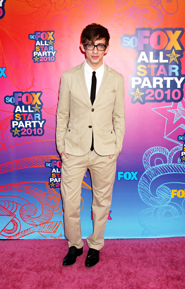 Kevin McHale<br>Fox All-Star Party