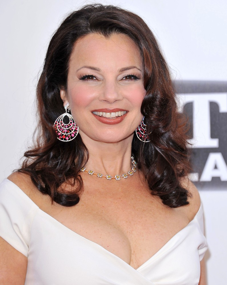 <b>Fran Drescher</b> using her real voice in a scene of The Nanny : reddit.com - fran-drescher-2011-tv-land-presents-01