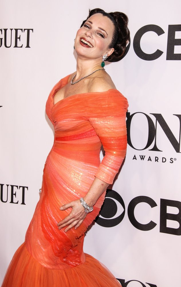 Fran Drescher<br>The 68th Annual Tony Awards - Arrivals