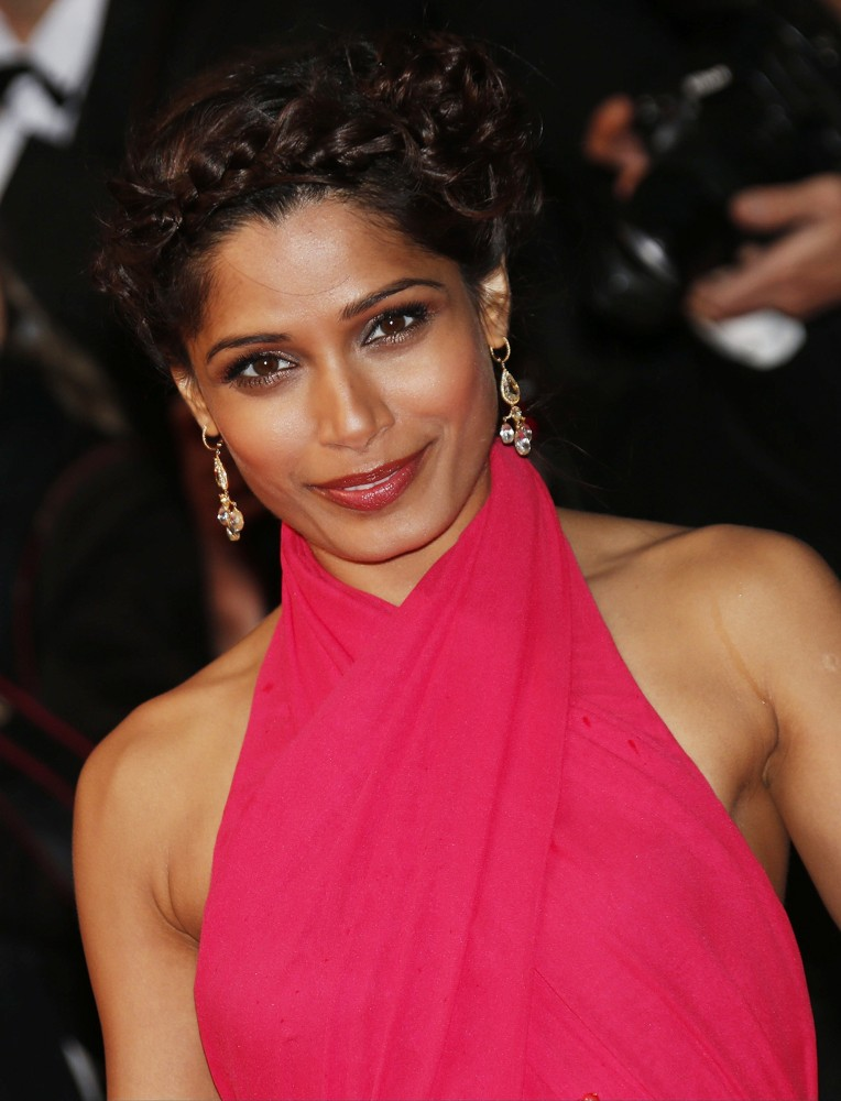 Freida Pinto<br>Opening Ceremony of The 66th Cannes Film Festival - The Great Gatsby - Premiere