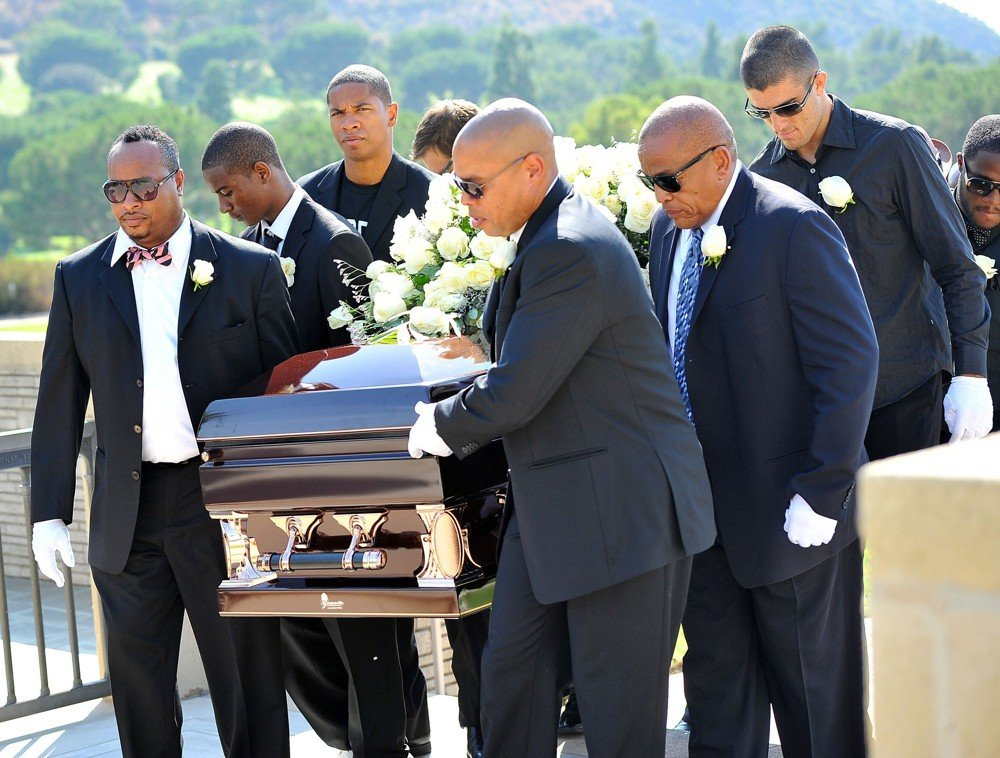 The Funeral of Michael Clarke Duncan