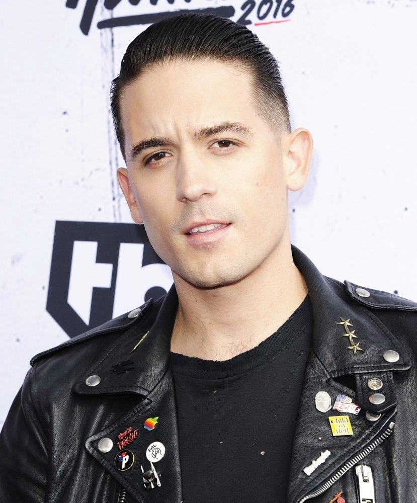 G-Eazy<br>iHeartRadio Music Awards 2016 - Arrivals
