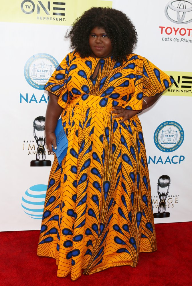 Gabourey Sidibe<br>48th Annual NAACP Image Awards - Arrivals