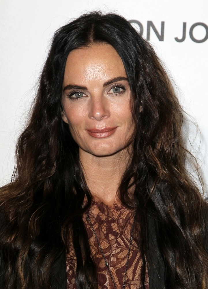 Gabrielle Anwar<br>21st Annual Elton John AIDS Foundation's Oscar Viewing Party