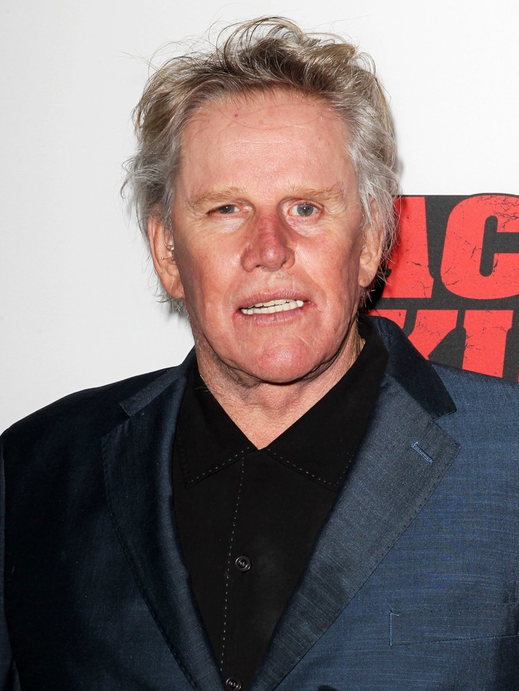 Gary Busey<br>Premiere of Open Road Films' Machete Kills