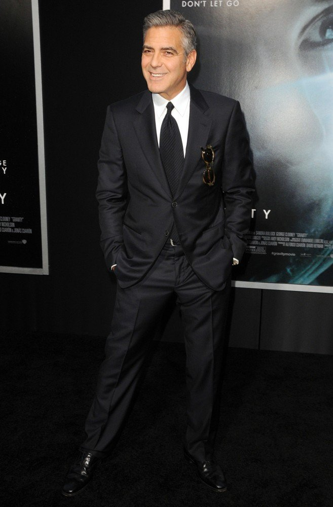 New York Premiere of Gravity - Arrivals