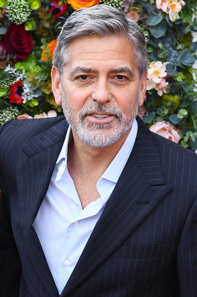 George Clooney<br>The People's Postcode Lottery Charity Gala