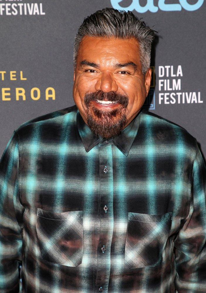 George Lopez<br>Premiere of River Runs Red at the DTLA Film Festival