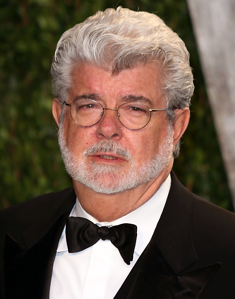 George Lucas Picture 17 - 2012 Vanity Fair Oscar Party ...
