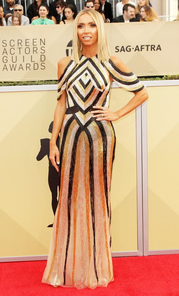 Giuliana Rancic<br>The 24th Annual Screen Actors Guild Awards - Arrivals