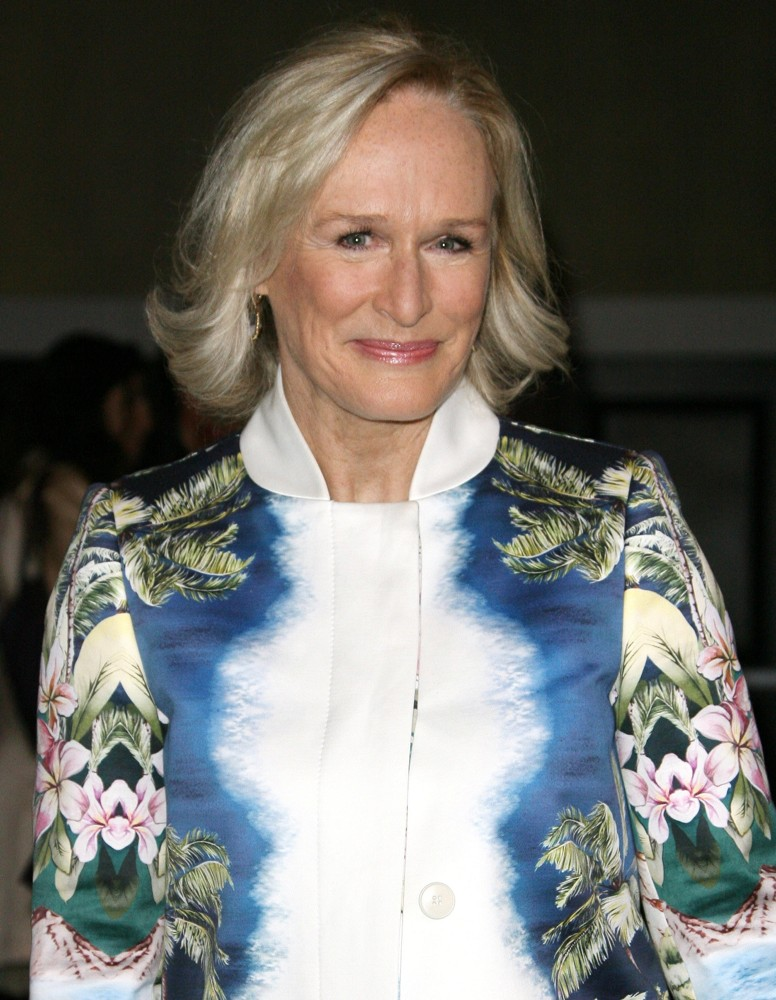 Glenn Close<br>84th Annual Academy Awards Nominees Luncheon