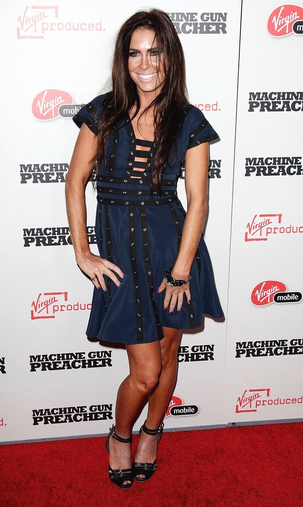 Machine Gun Preacher Los Angeles Premiere
