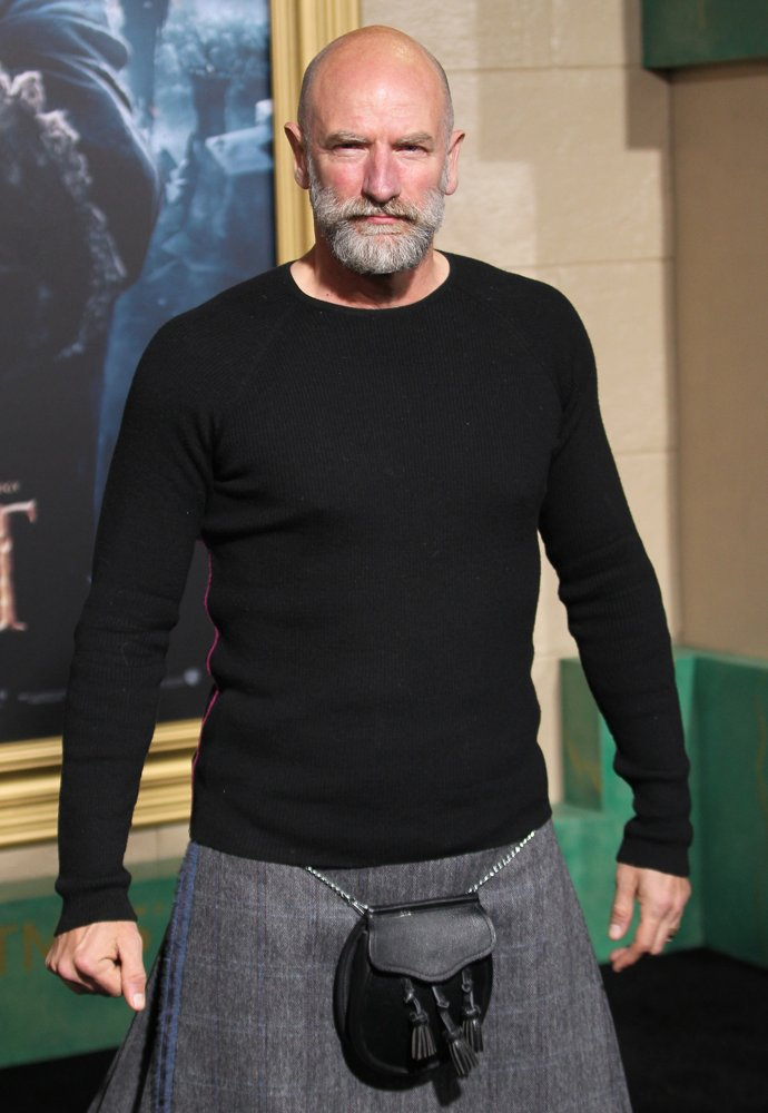 graham mctavish hobbit