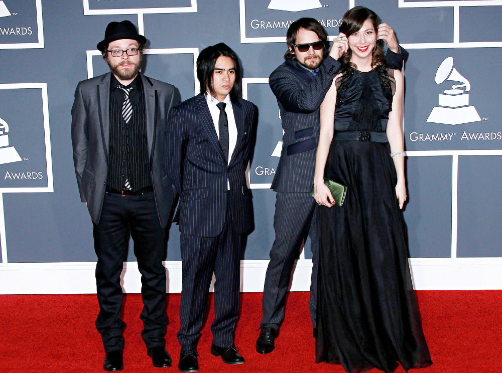 Silversun Pickups<br>52nd Annual Grammy Awards