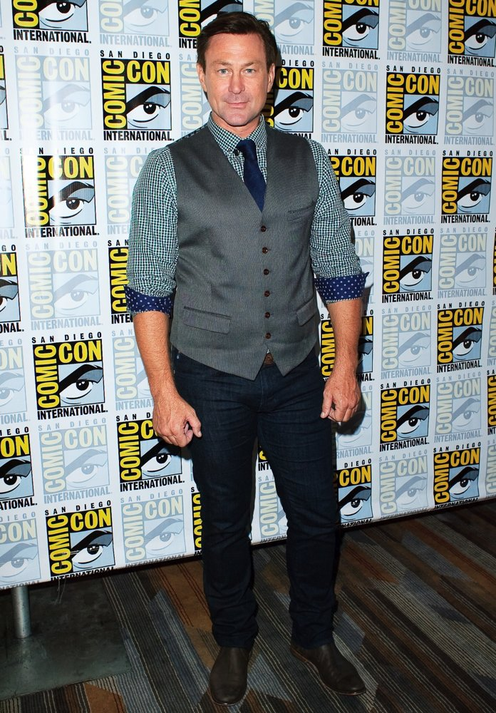 Grant Bowler<br>San Diego Comic-Con International 2014 - Defiance - Press Room