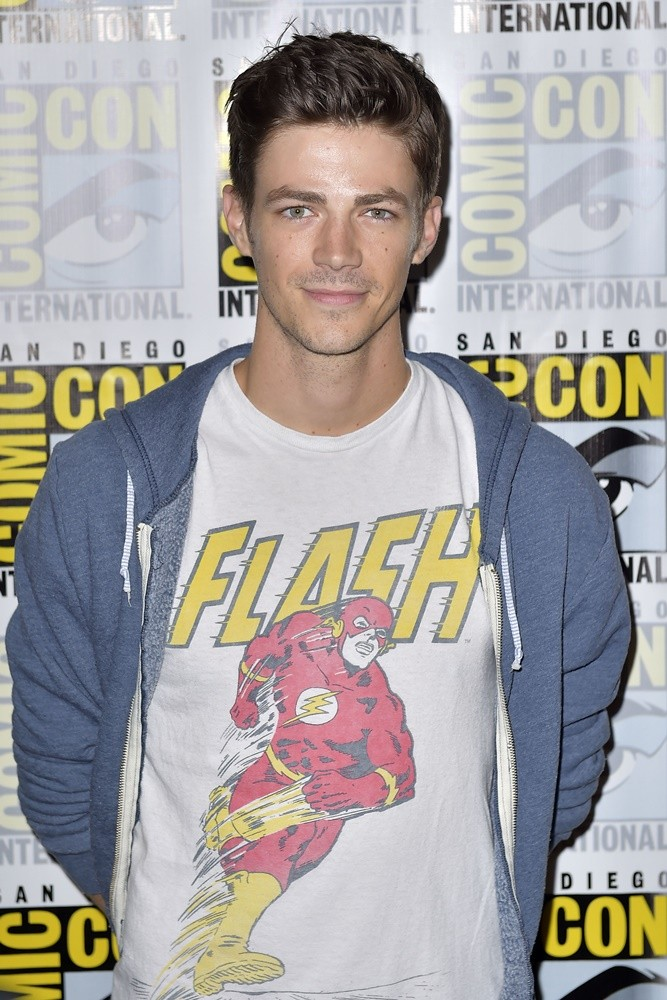 Grant Gustin<br>Comic-Con International 2016: San Diego - The Flash - Photocall
