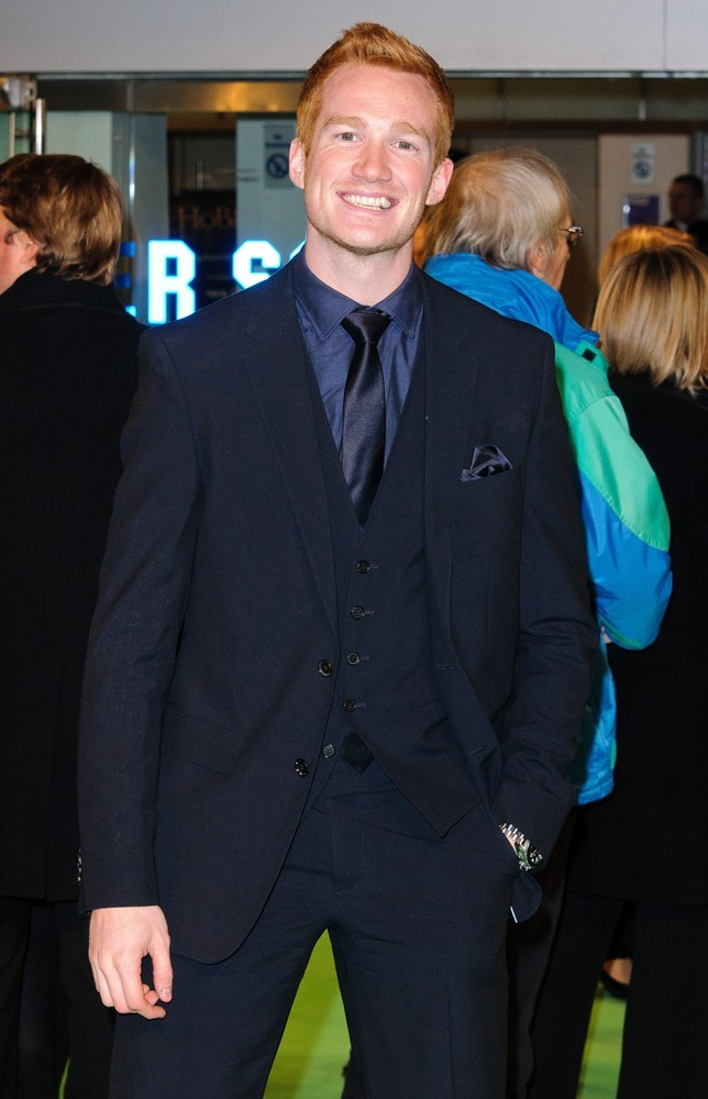 Greg Rutherford<br>The Hobbit: An Unexpected Journey - UK Premiere - Arrivals