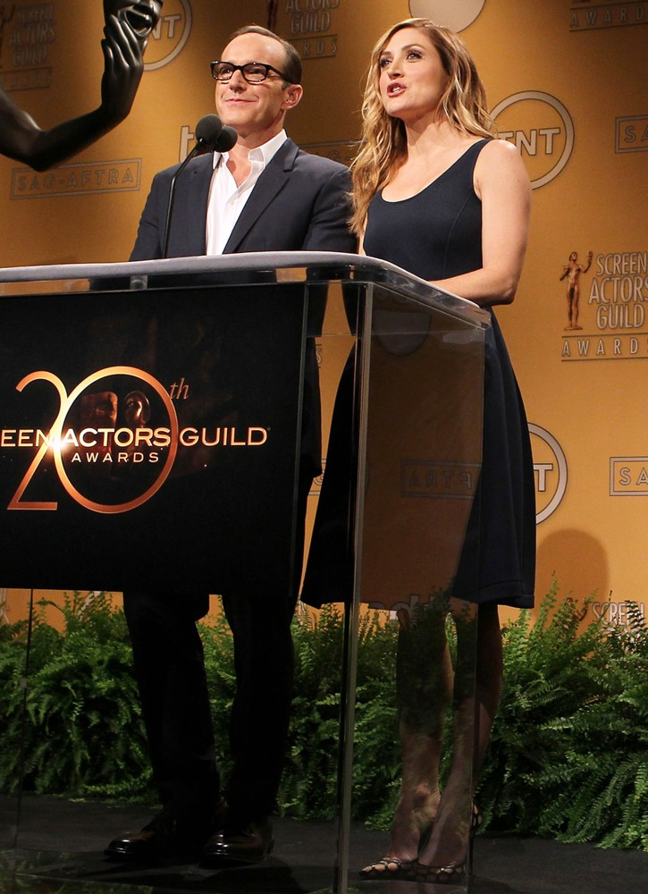 20th Annual Screen Actors Guild Awards Nominations Announcement