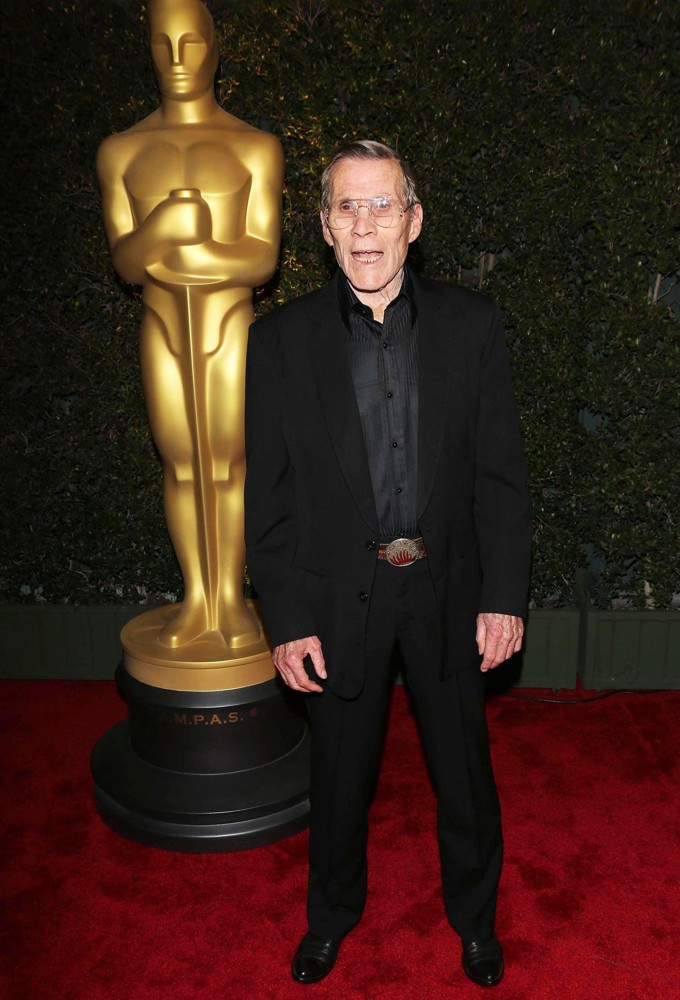 The Academy of Motion Pictures Arts and Sciences' 4th Annual Governors Awards - Arrivals