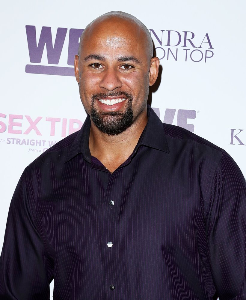 Hank Baskett<br>Sex Tips for Straight Women from A Gay Man Red Carpet VIP Premiere
