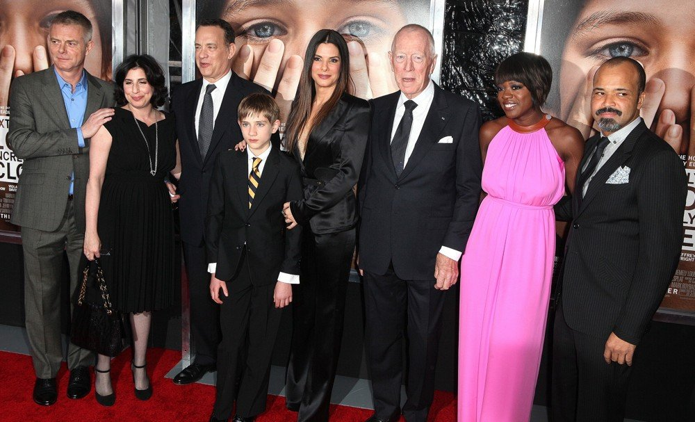 The New York Premiere of Extremely Loud and Incredibly Close - Arrivals