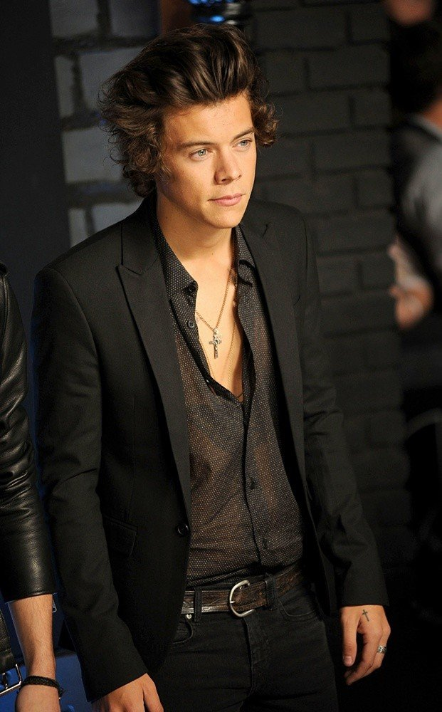 Harry Styles, One Direction<br>2013 MTV Video Music Awards - Arrivals