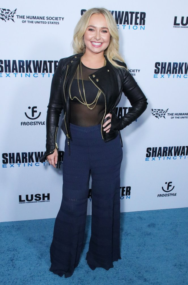 Hayden Panettiere<br>The Sharkwater Extinction Premiere